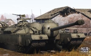 War Thunder T95