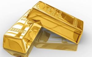 Золотые слитки 3D