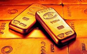 Золотые слитки 1кг
