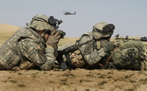 Группа снайперов