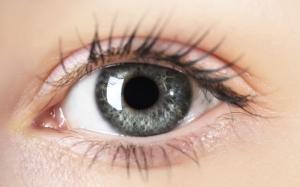 Серые глаза