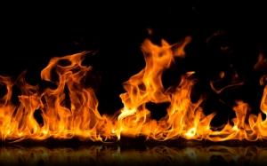Огонь у воды