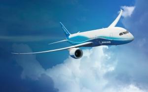 Boeing 787 3d