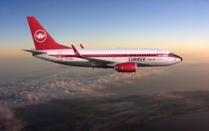 Cimber charter flights