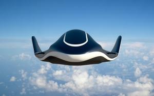 Концепт самолета будущего