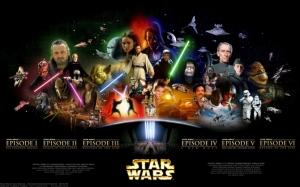 Звёздные войны герои 6 эпизодов