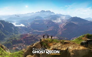 Ghost Recon: Wildlands 2017