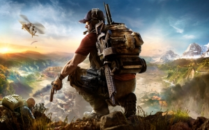 Ghost Recon: Wildlands игра