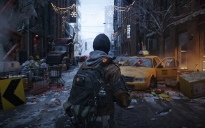 The Division скриншот