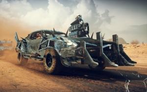 Mad Max авто