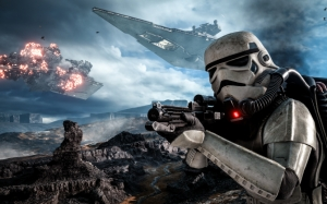 Star Wars: Battlefront штурмовик