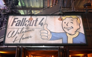 Fallout 4 Welcome Home