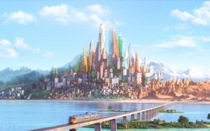 Город Зверополис