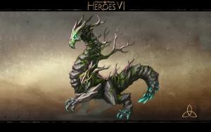 Герои 6 дракон