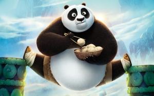 Кунг-фу Панда 3 Мастер По