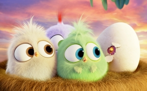 Птенцы Angry Birds в кино