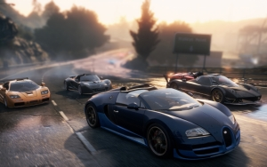Суперкары в Need for Speed: Rivals