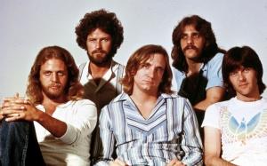 The Eagles в молодости