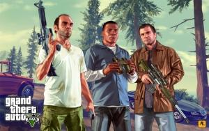 Охота Grand Theft Auto V