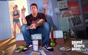 Джимми Grand Theft Auto V