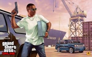 GTA 5 онлайн ограбление