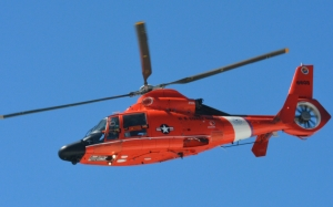 Вертолет прибережный охраны