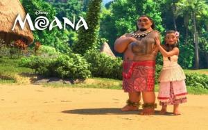 Вождь Туи и Сина родители Моаны