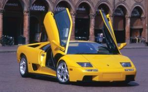 Lamborghini Diablo двери-ножницы