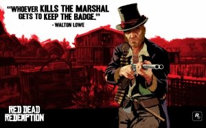 Red Dead Redemption Walton Lowe