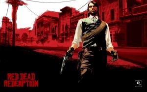 Red Dead Redemption John Marston