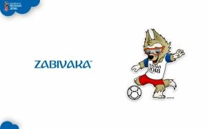 Забивака - символ Чемпионата мира 2018