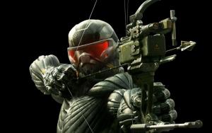 Crysis 3 лук Хищник