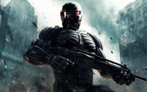Crysis 3 в городе