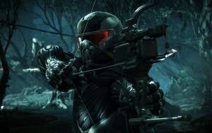 Crysis 3 с луком в нанокостюме