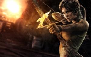 Tomb Rider огненная стрела