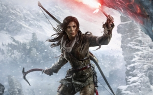 Rise of the Tomb Raider Лара Крофт