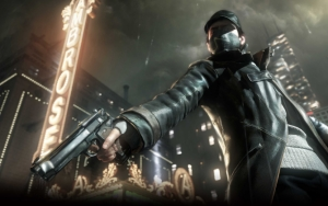 Эйден Пирс Watch Dogs