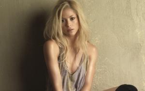 Красивая Шакира