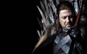 Эддард Старк на троне