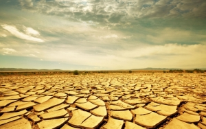 Глиняная пустыня
