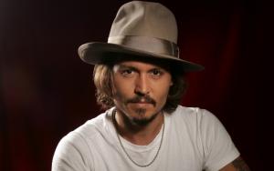 Джонни Депп в шляпе