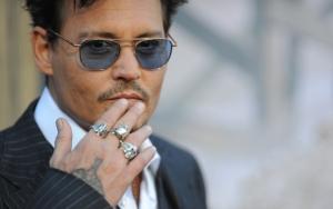 Кольца Джонни Деппа
