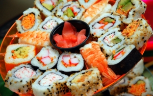 Различные суши