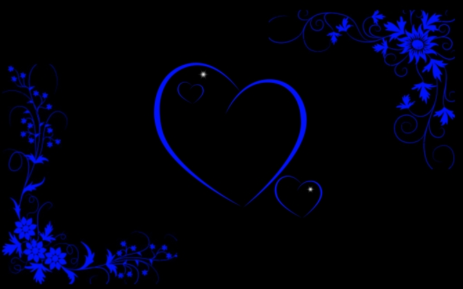 Рисунок сердечка