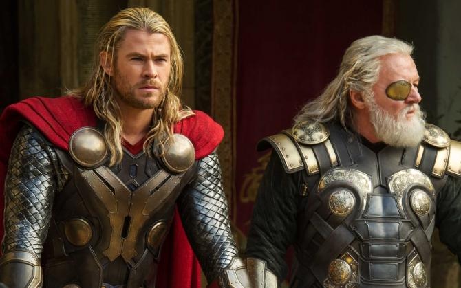 Тор и Один
