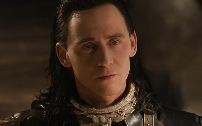 Принц Асгарда Локи