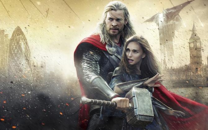 Тор и Джейн Тор 2