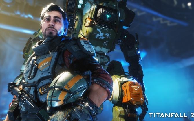 Игра Titanfall 2 2016