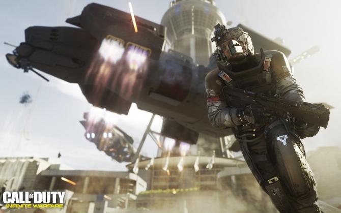 Call of Duty: Безграничная Война
