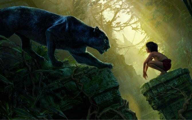 Книга джунглей 2016